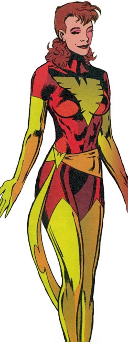 Dc Comics Power Girl Wallpaper Phoenix Rachel Summers Marvel Comics Excalibur