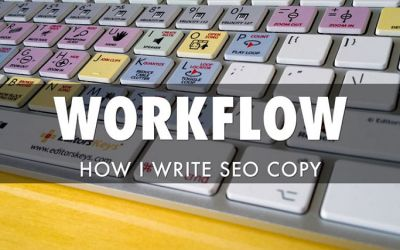Workflow: How I Write SEO Copy In 14 Slides