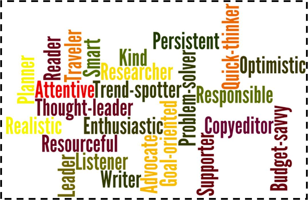 Top 10 Traits of a Good Grantwriter Writing to Make a Difference - good qualities for a resume