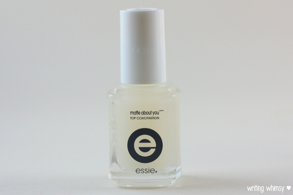 Nail Essentials Essie Base Coats Top Coats Writing Whimsy