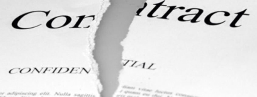 Breach of Employment Contract WrongfulTerminationSettlements