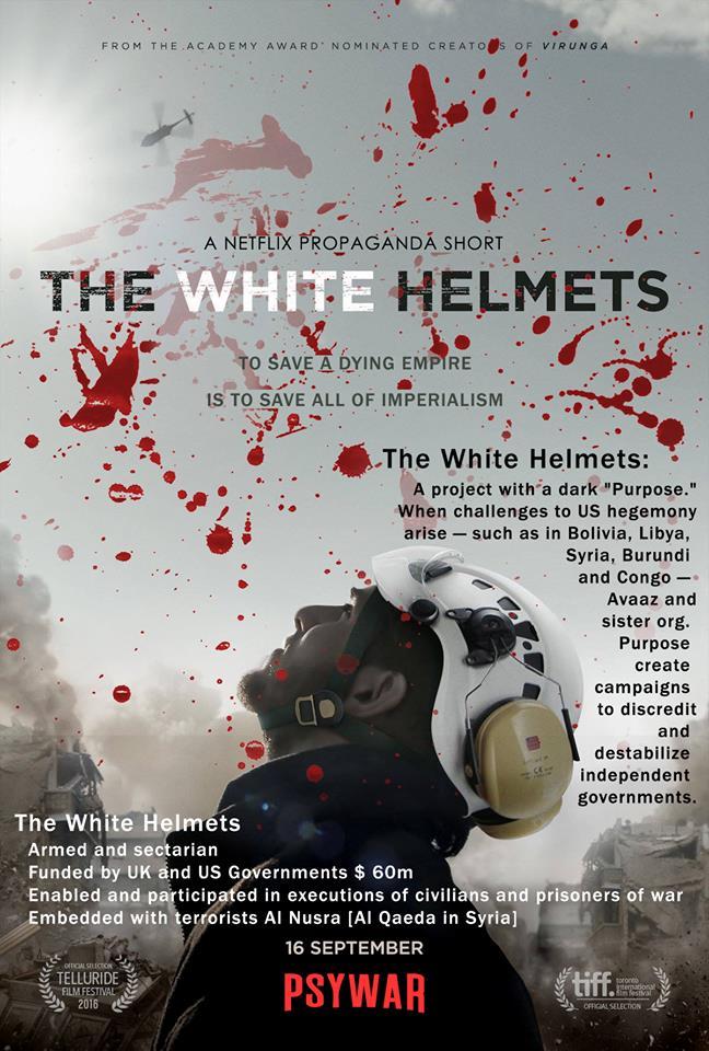 White Helmets Netflix Final