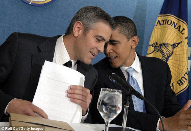 obama-clooney