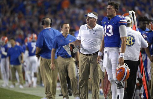 Injuries on Florida\u0027s Defense One Issue in the Gators\u0027 Loss