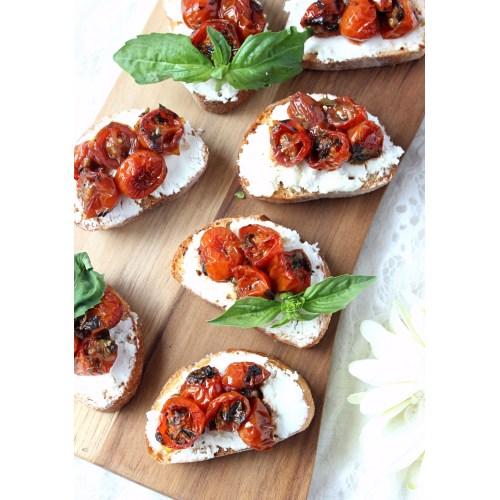 Medium Crop Of Cherry Tomatoes Recipes