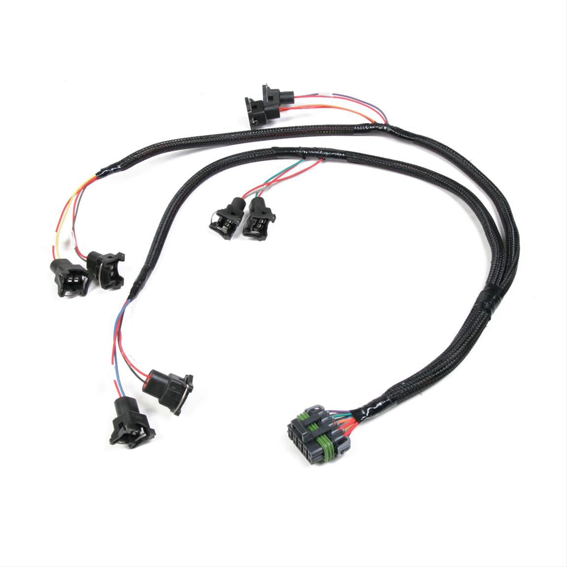 holley ls standalone wiring harness