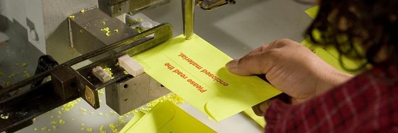 Envelope Styles - Types of Envelopes WSEL