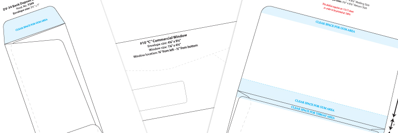 Envelope Templates - Download Envelope Design Template WSEL