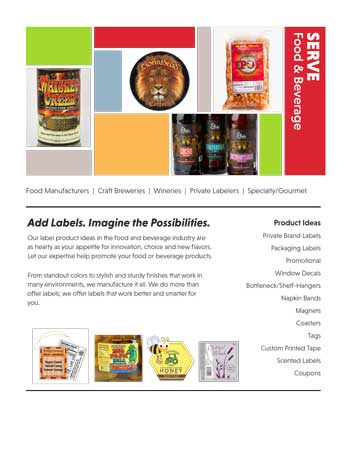 Envelope Product Flyers - Customizable Flyers WSEL