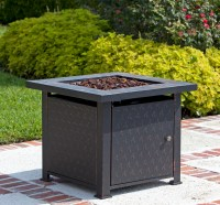 Penbrook Slate Top LPG Fire Pit | Well Traveled Living