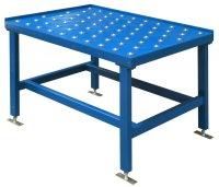 Ball-Roller Table - WTT Products Frdertechnik GmbH