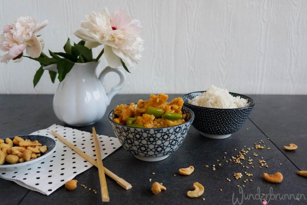 Hühnchen Kung Pao - Wunderbrunnen - Foodblog - Fotografie
