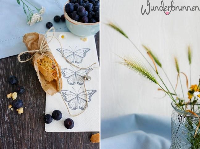 Cantuccini und Feldblumen - Wunderbrunnen - Foodblog - Fotografie