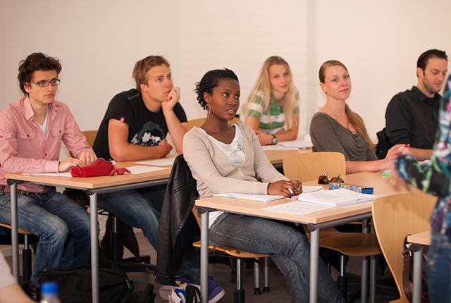 Incoming students to Wageningen - WUR - student