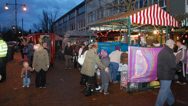 Wednesfield Lights 2012  (10)