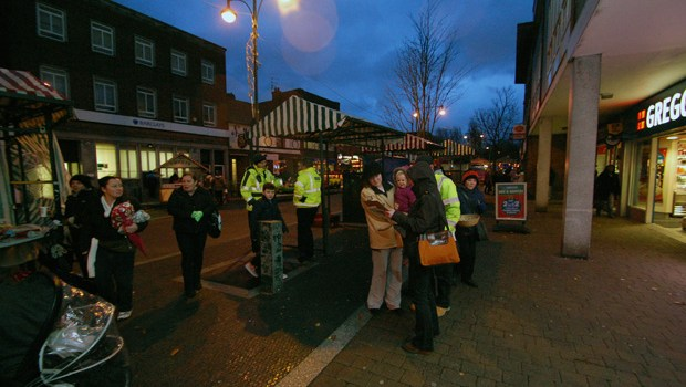 Wednesfield Lights 2012  (14)