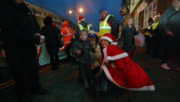 Wednesfield Lights 2012  (17)