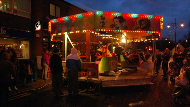 Wednesfield Lights 2012  (18)