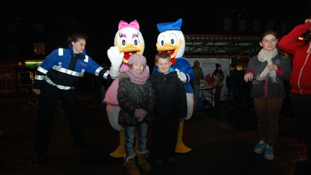 Wednesfield Lights 2012  (33)