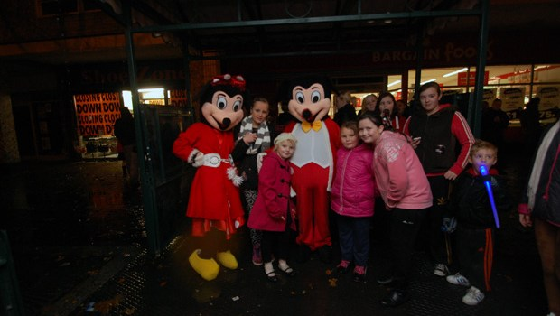 Wednesfield Lights 2012  (55)