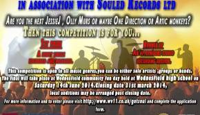 Wednesfield_Got_Soul_music_talent_contest