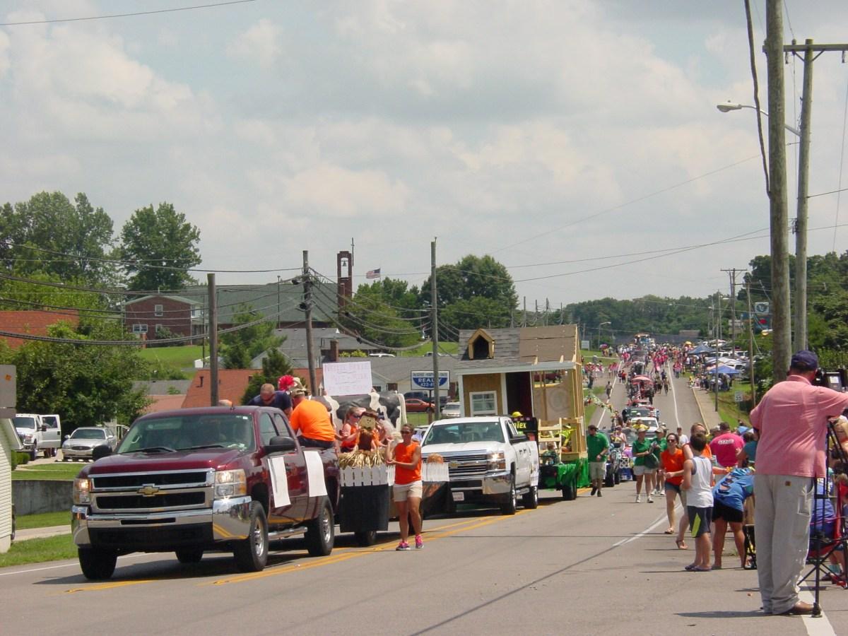 Meade County Fair - Parade