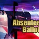 Absentee Voting November Election Now Open