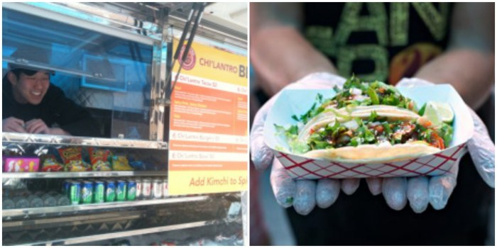 Chi'Lantro food truck