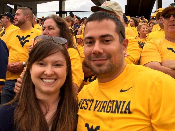 Allison and Ryan of Belmont, NC