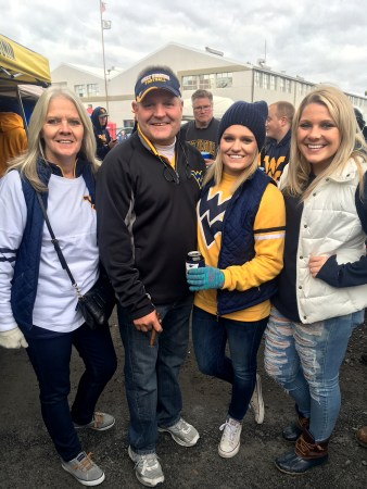 Tailgating Is a Family Tradition