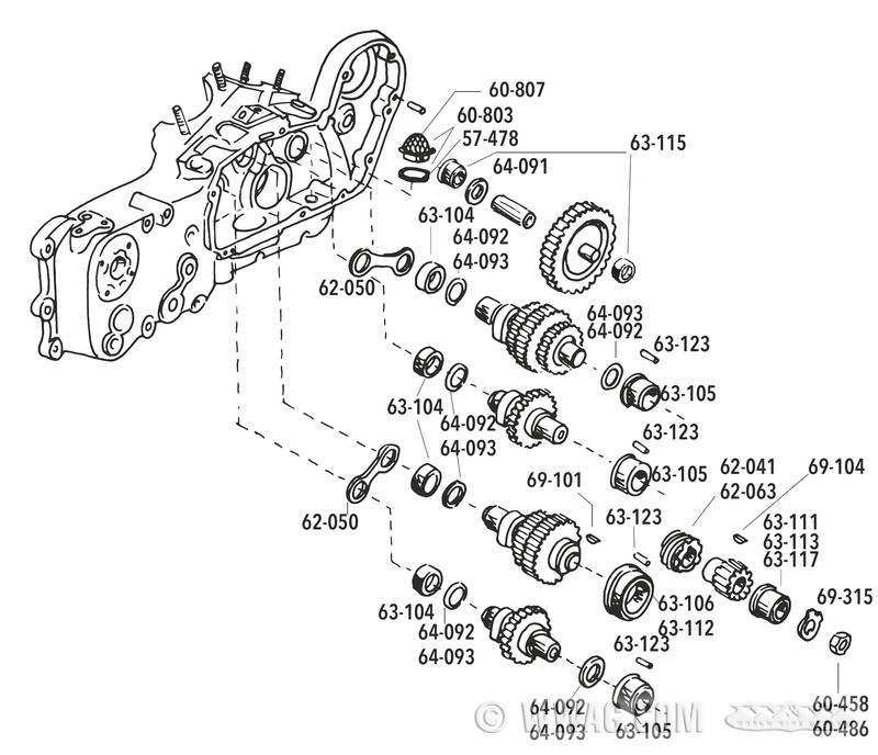 2005 sportster wiring diagram