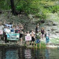 Sabal Trail fracked methane pipeline