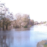 Withlacoochee River at GA 122