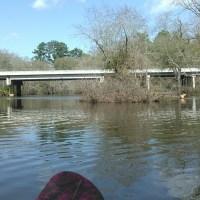 Withlacoochee River, GA 122, Yellow Dog