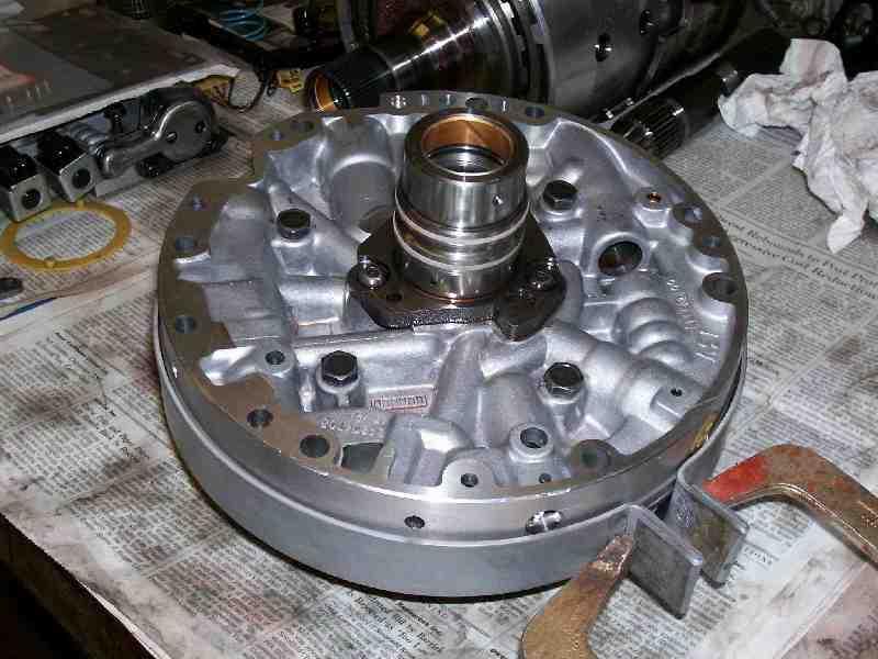 4L60E Assembly