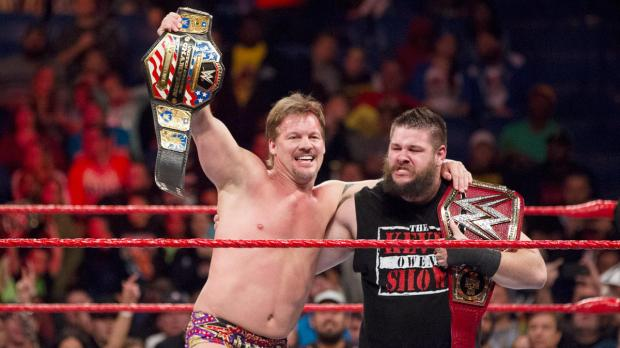 Chris Jericho is the current US Champion (Picture: WWE)