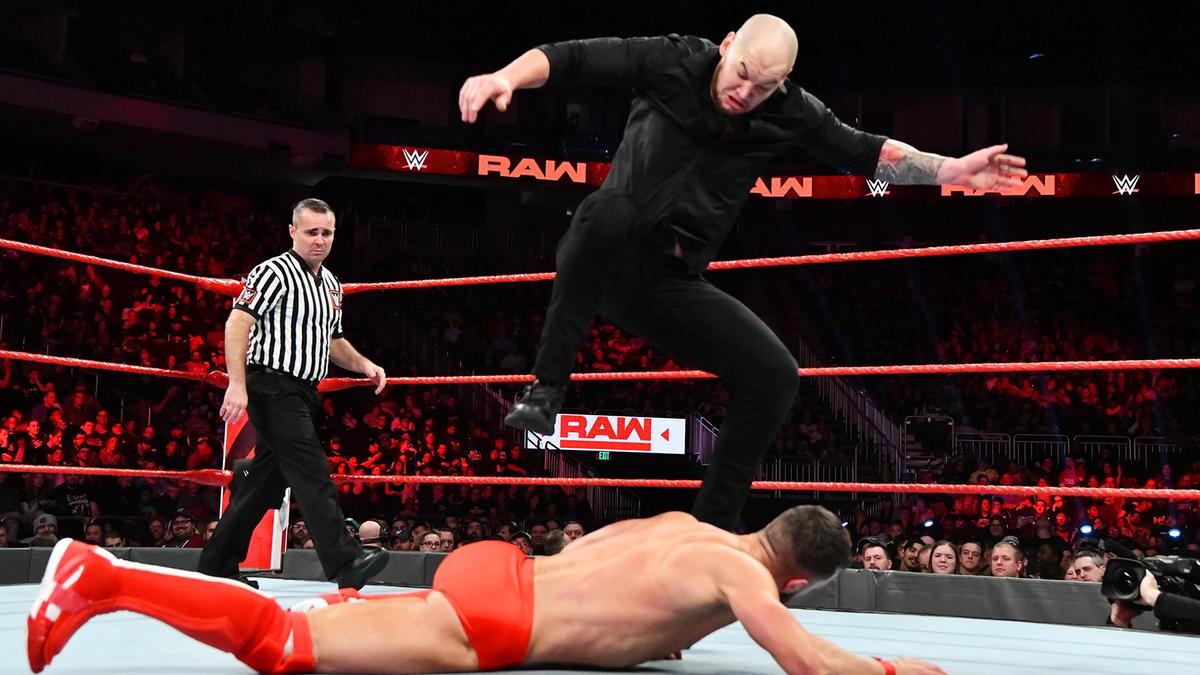 Wwe Raw Nov 26 2018 Wwe