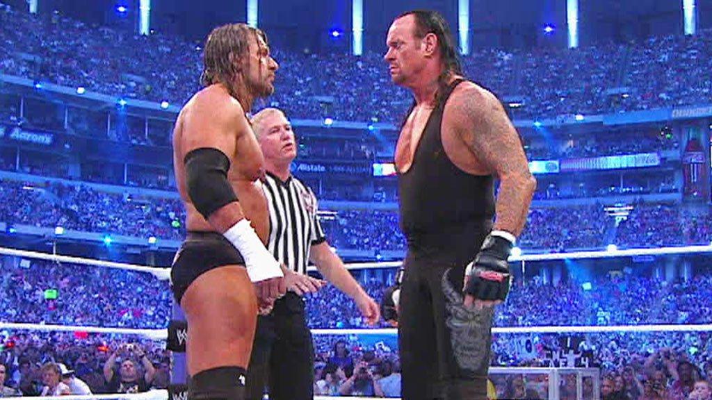 Rikishi Car Wallpaper Gallery Wwe Wrestlemania 27 Undertaker Vs Triple H