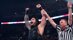 LOS ANGELES – Roman Reigns brought the sold-out STAPLES Center to ...