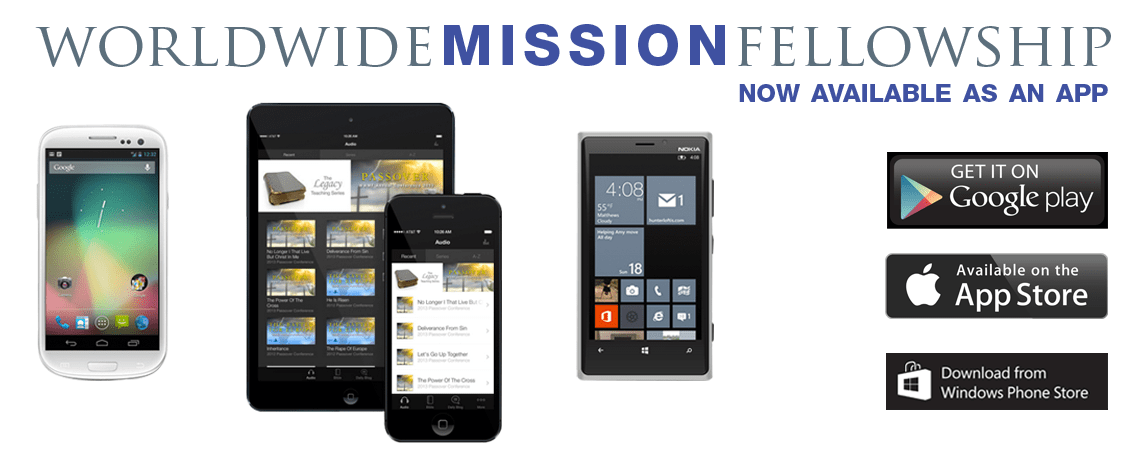 WWMF Launch A Mobile App