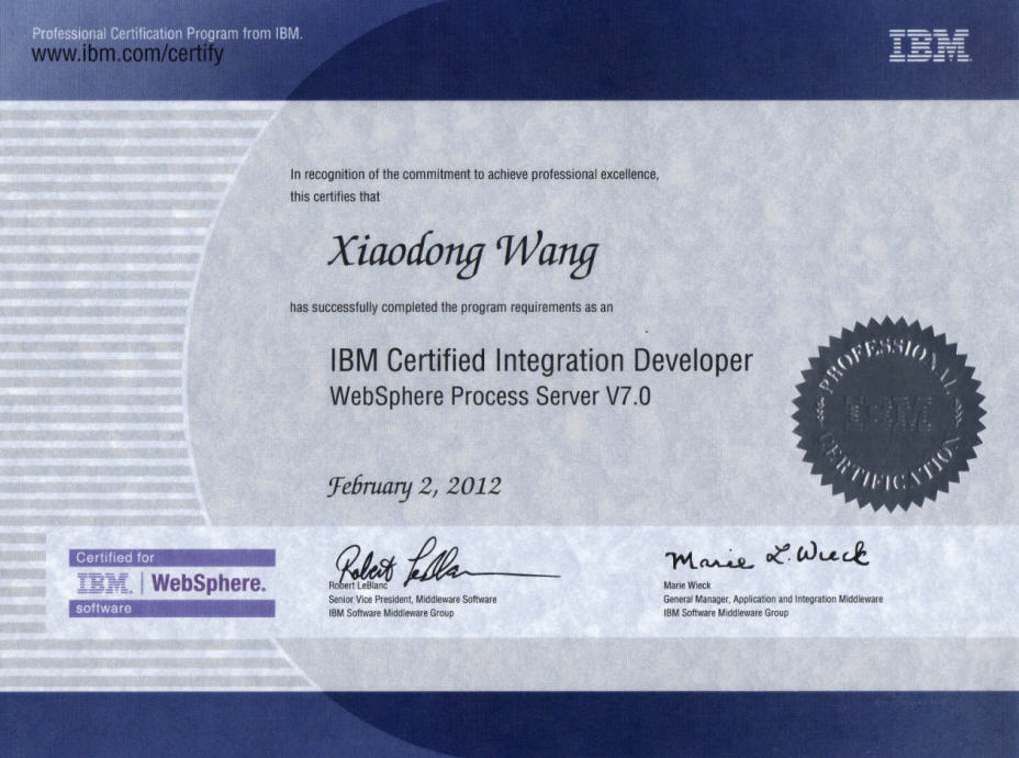 Browse Jobs Ieee Ibm Certificates