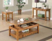 Brodi Collection 701438 Lift Top Coffee Table Set