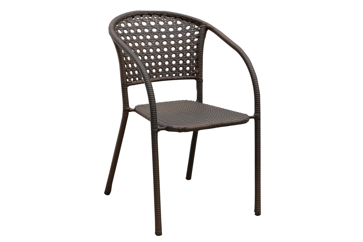 Poundex P50181 Stackable Outdoor Chair