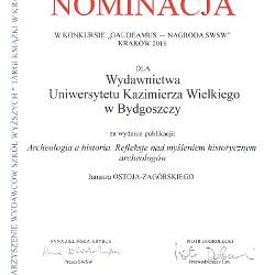 Nominacja do nagrody