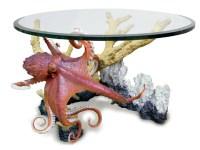 OCTOPUS ENCOUNTER COFFEE TABLE