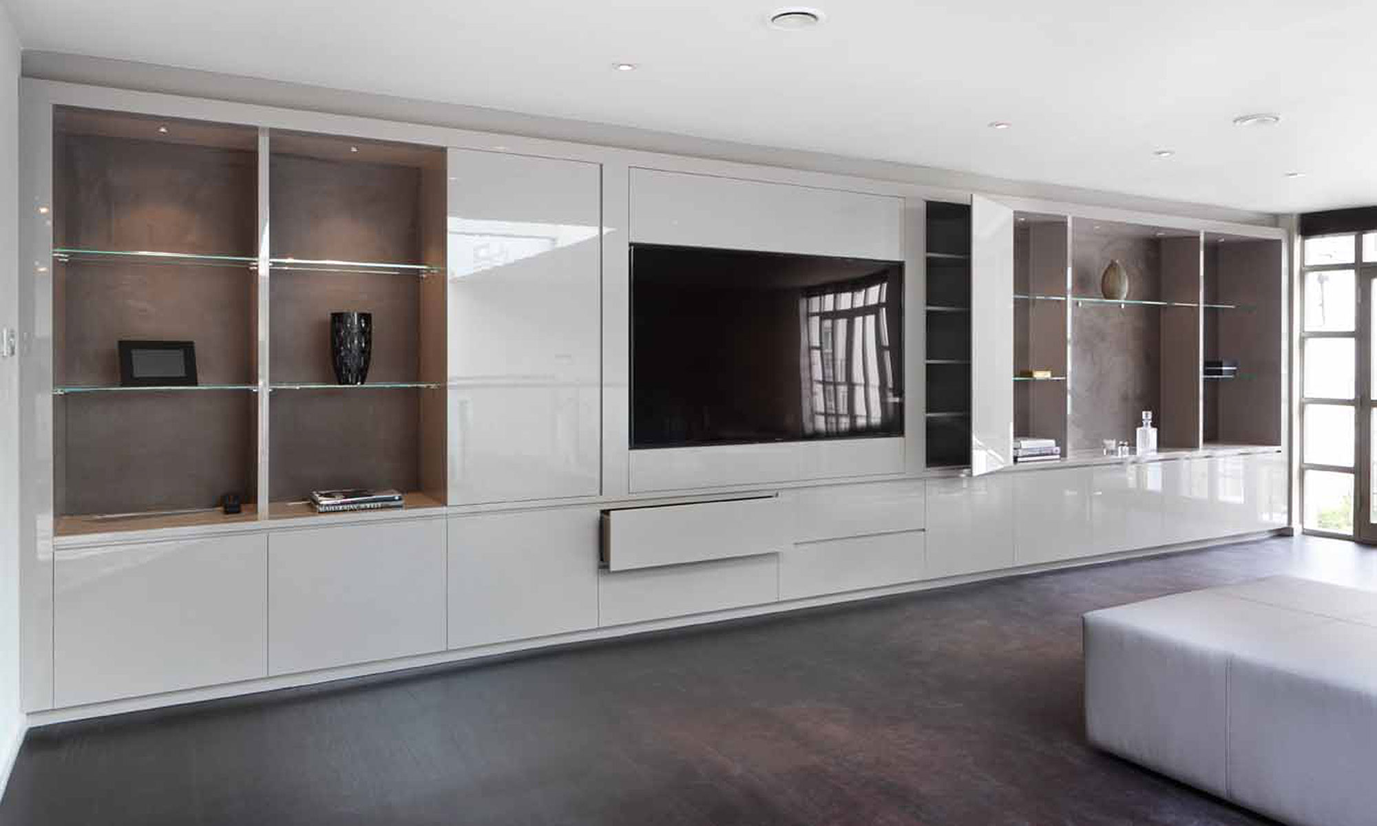 Bespoke Fitted Furniture Wardrobes London