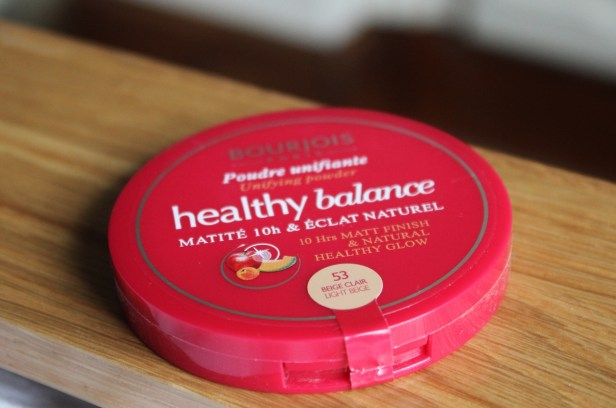 Bourjois Healthy Balance Face Powder Review
