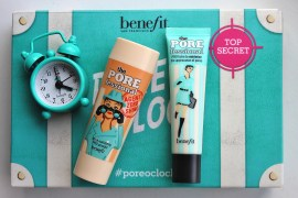 Benefit Poreoclock Party, benefit porefessional review, agent zero review