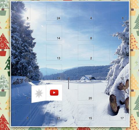 Creating an Advent Calendar with HTML5 and CSS3 \u2022 Open Source is