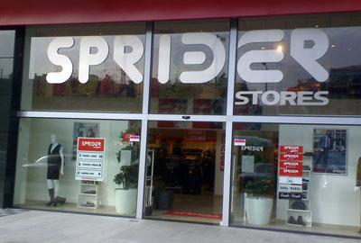 Sprider Stores